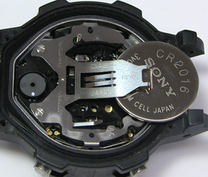 The one binary watch battery change
